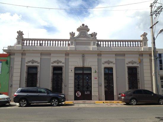 Casa donde vivio Juan Jose Arreola en Zapotlan el Grande