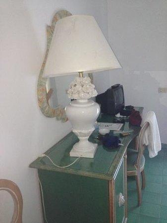La Residenza: stanza