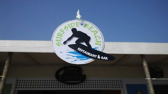 Surfside Beach Restaurant & Bar : Surfside