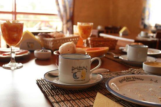 Portal dos Ventos: Café da Manhã