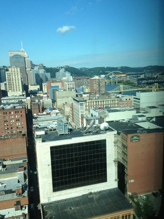 The Westin Convention Center Pittsburgh: love this place