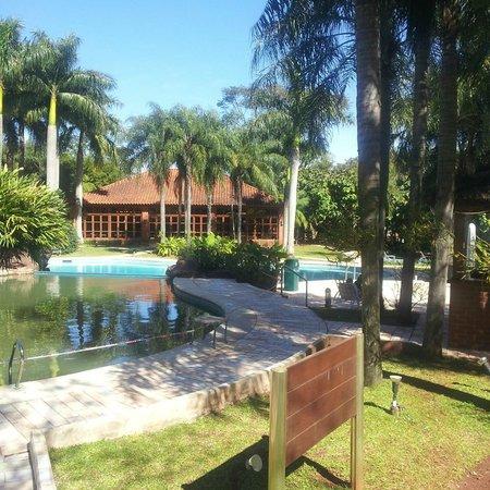Iguazu Grand Resort, Spa & Casino: Vista de La Parrilla