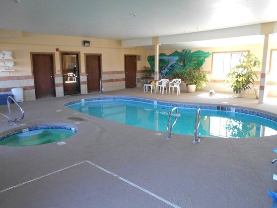 The Alpine Inn: Pool