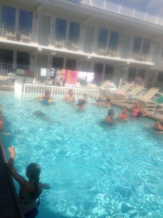 Marlane Motel: Piscine