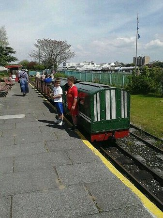Lakeside Minature Railway