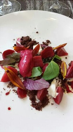 Volt: First course - Beets