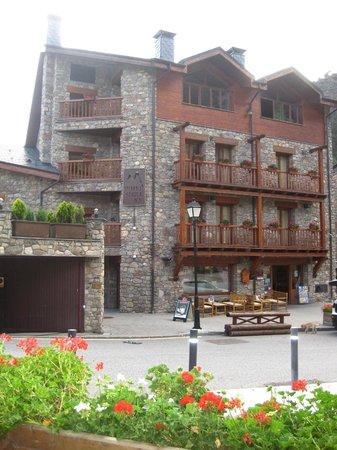 Hotel Segle XX: Fachada hotel