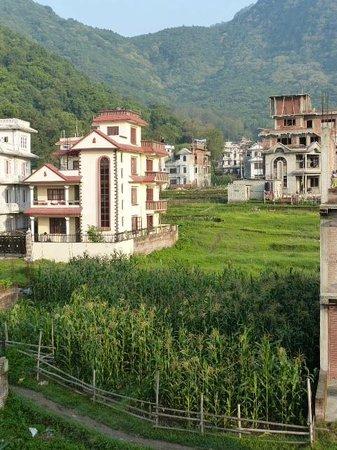 Himanshu Homestay: Neighborhood