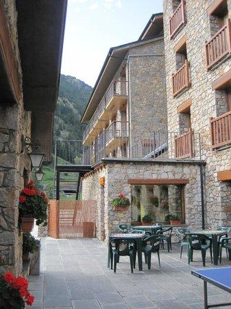 Hotel Segle XX: Zona recreo hotel