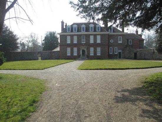 Museum of East Anglian Life: El edificio principal