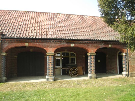 Museum of East Anglian Life: caballerizas