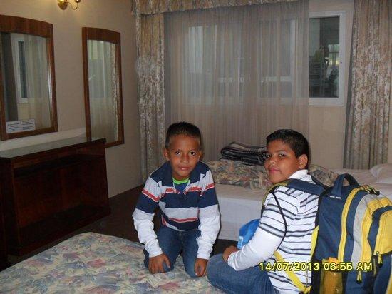 Hotel Novo: habitaciones limpias