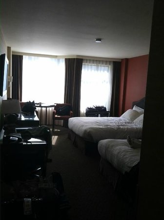 The Listel Hotel Vancouver : room
