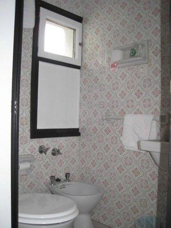 Hotel Peralba: Baño