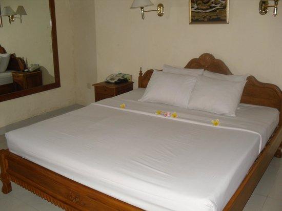 Green Garden Hotel: our spotless room