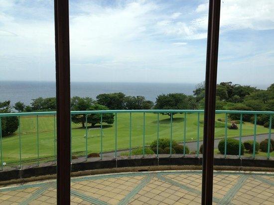 Resort Hotel Kawana : 喫茶室