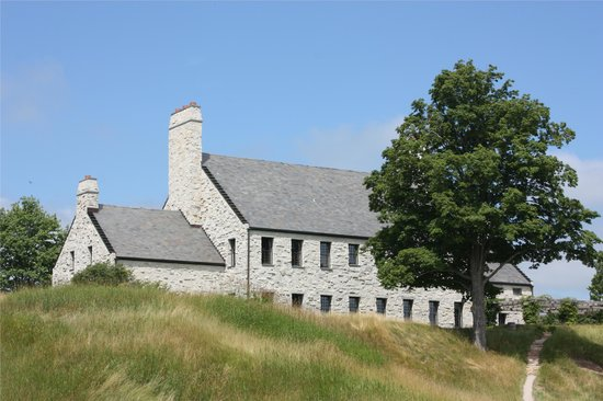 The American Club: The clubhouse at Whistling Straits