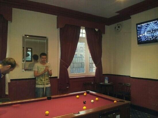 The BackPackShack: Pool