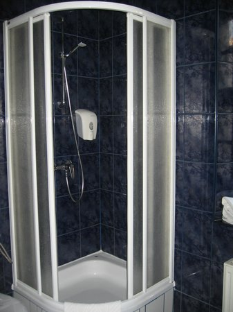 Regent Hotel: Shower room 204