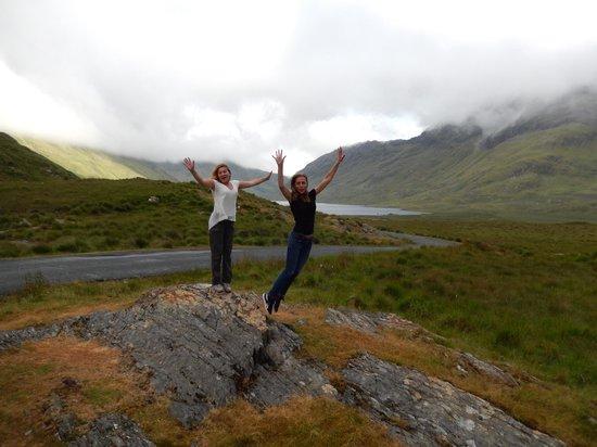 Pendragon Day Tours: w drodze ...przerwa w dzikiej naturze