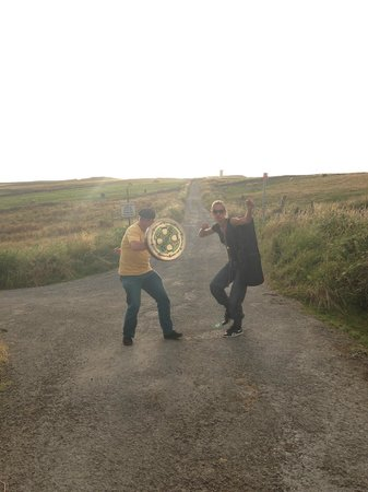 Pendragon Day Tours: witanie zachodu słońca