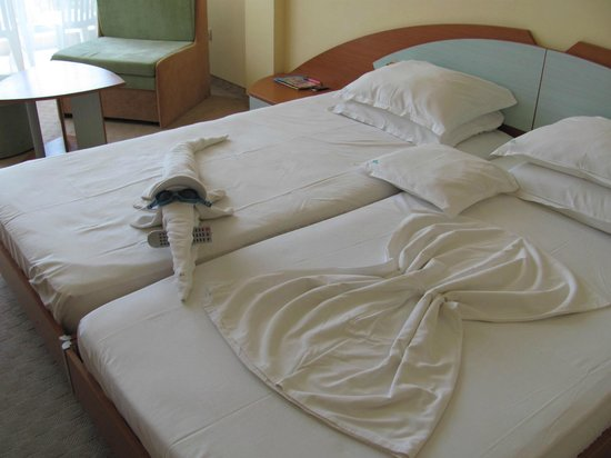 Palm Beach Hotel: номер