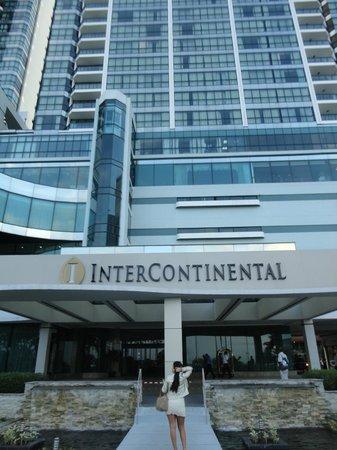vista do Hotel - Picture of InterContinental Miramar ...