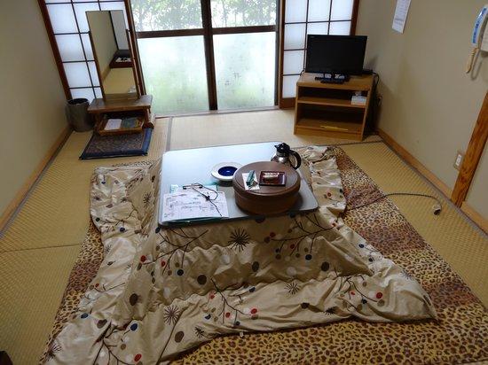 Seifuso: 客室