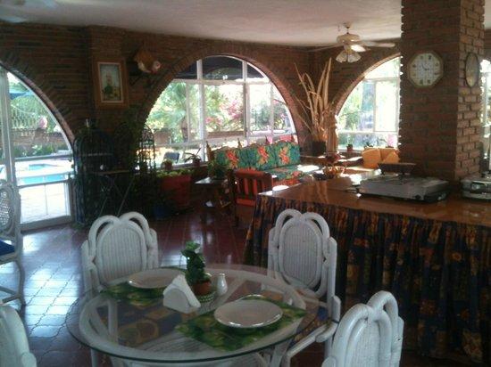 La Malanca Hotel & Spa: Comedor