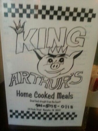 King Arthur's Home Cooked Meals