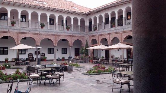 JW Marriott El Convento Cusco: Restored Courtyard