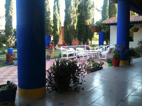 La Malanca Hotel & Spa: Area recreativa