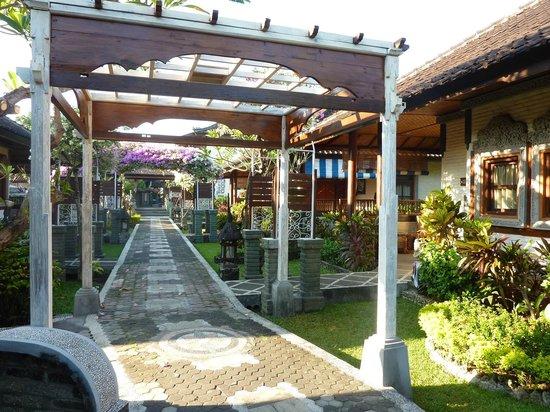 Bali Taman Resort & Spa: espace commun