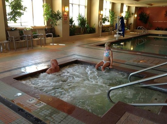 Embassy Suites by Hilton Omaha - Downtown/Old Market: Pool