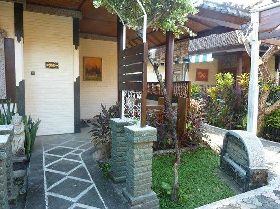Bali Taman Resort & Spa: espace privatif