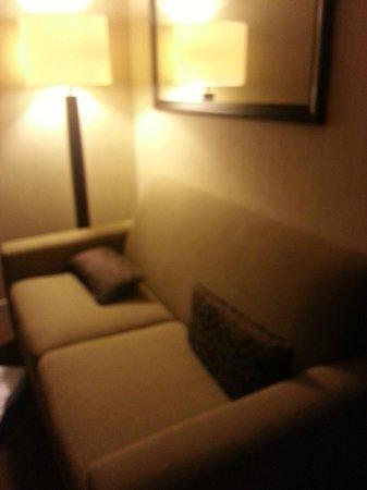 Sheraton Brooklyn New York Hotel: Sitting Area