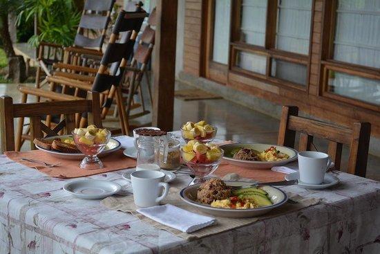 Casa Amanecer B&B: Delicious breakfast