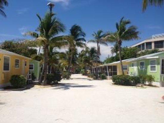 Beachview Cottages on Sanibel Island