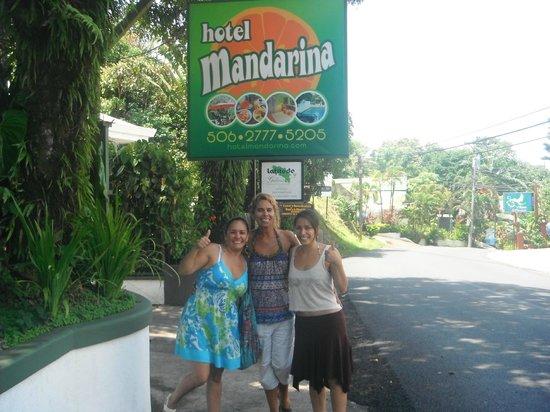 Hotel Mandarina: :)