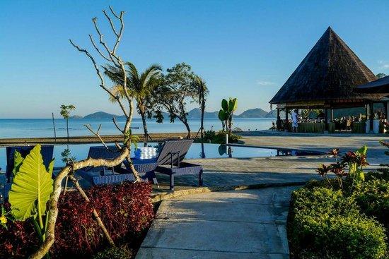 Luwansa Beach Resort: The best part of the hotel