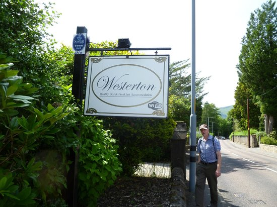 Westerton Bed and Breakfast: Westerton b&b Callander