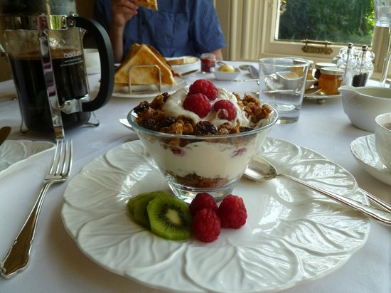 Westerton Bed and Breakfast: Breakfast Granola
