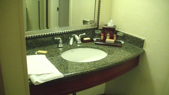 Miami Airport Marriott: Baño