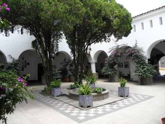 Hotel La Casona: casa de la cultura