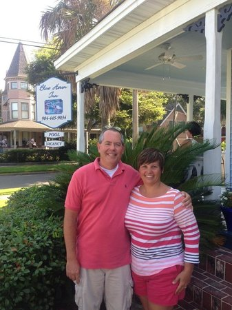 Blue Heron Inn - Amelia Island : Wonderful weekend!!