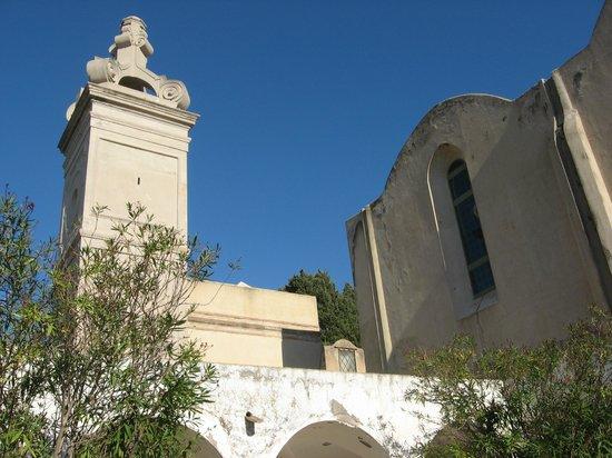 La Certosa di San Giacomo : beautiful architecture