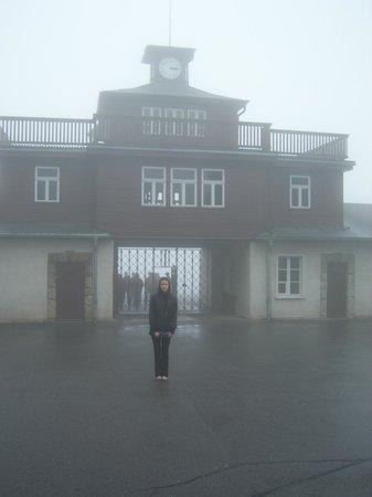 Buchenwald: Entrance