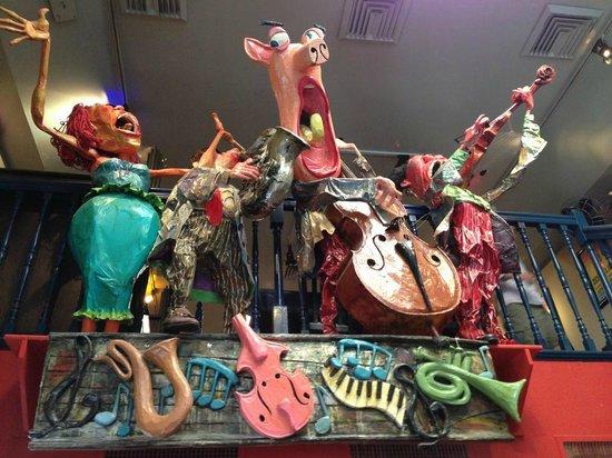 King Street Blues: Funky decor