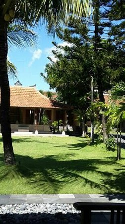 tenang house garden