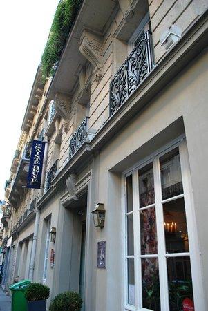 Hotel Sainte Beuve : Exterior